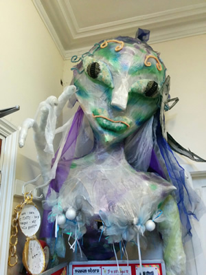 Retired Mermaid Puppet from Headway Arts