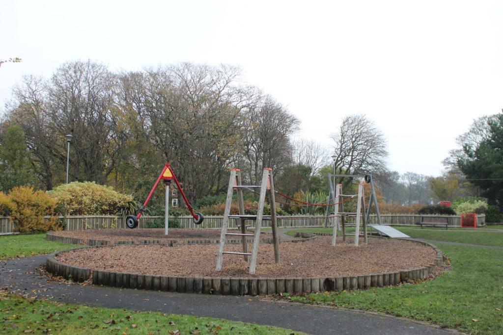 Main Play Area - Blyth Ridley Park