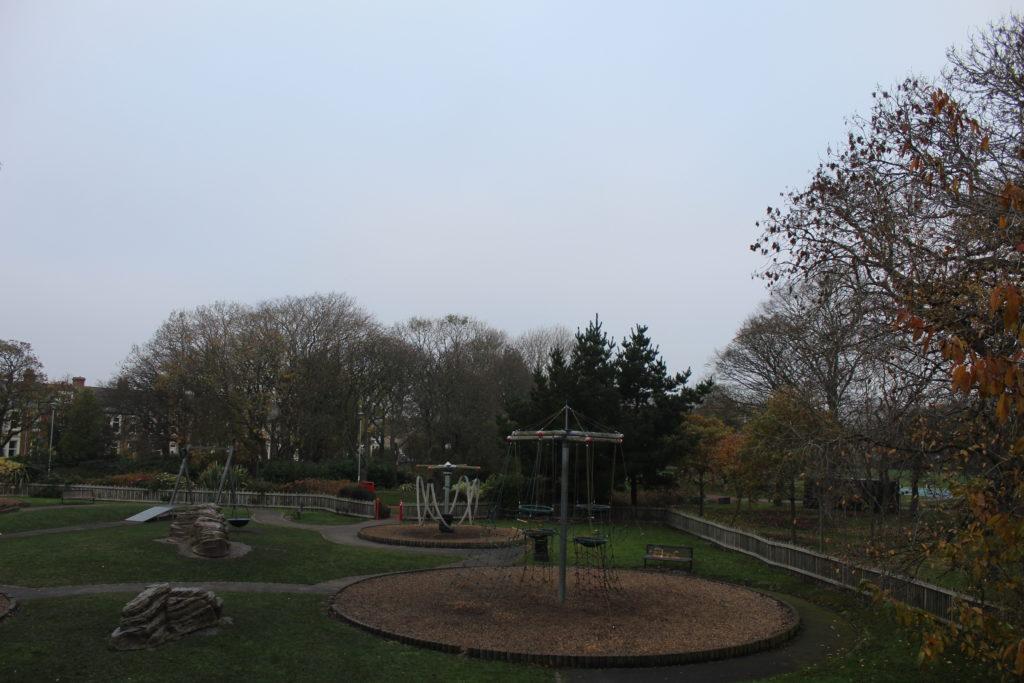 Main Play Area - Ridley Park Blyth