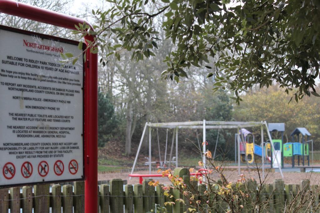 Playpark Ridley Park Blyth