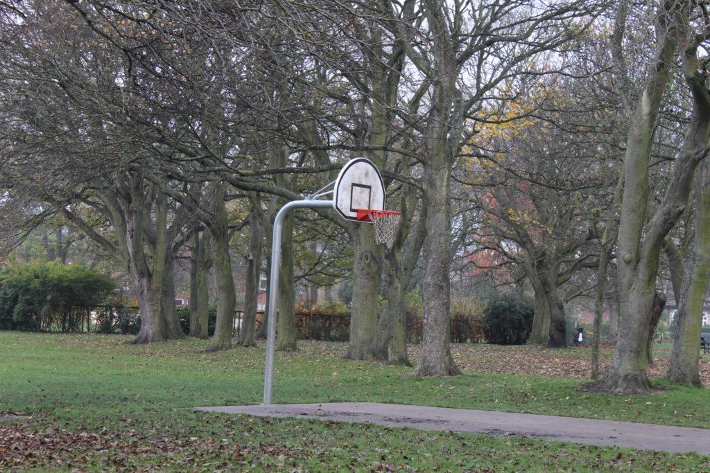 Basket Ball Net - Ridley Park Blyth