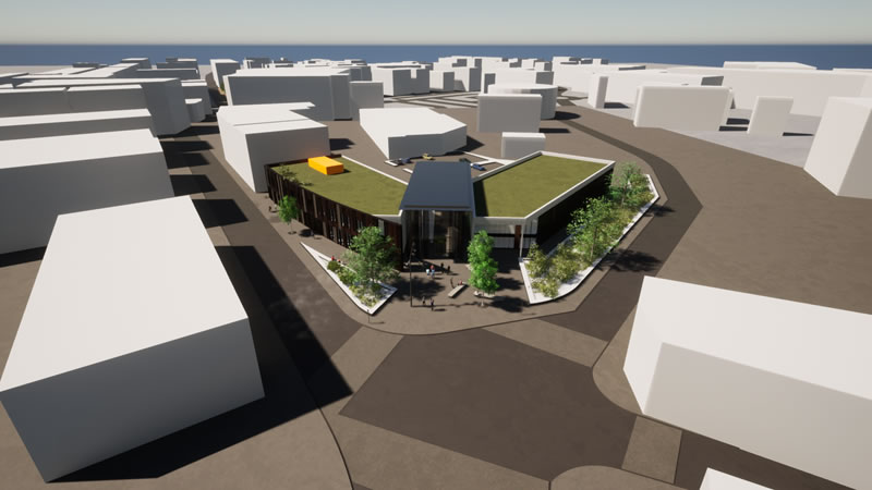 Energy CentralInstitute Research, Innovation& Skills facility