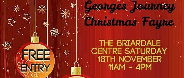 Georges Journey Christmas Fayre